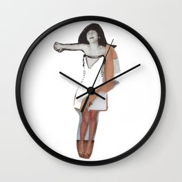 You're Too Much! Wall Clock