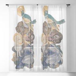 Sharing the Light Sheer Curtain