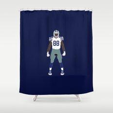 America's Team - Dez Bryant Shower Curtain