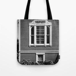 1051 HARRISON STREET, FRONT WINDOW Tote Bag