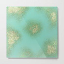 Jade calm Metal Print