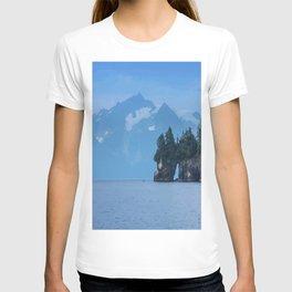 Spire Cove Kenai Fjords T-shirt