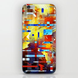 Chihuly iPhone Skin
