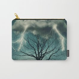 tree storm Carry-All Pouch