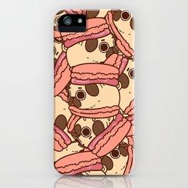 Puglie Macaron iPhone Case