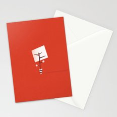 A Young Tree Stationery Cards