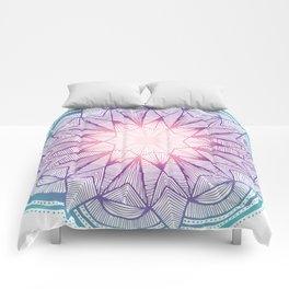 Starflower Mandala Comforters