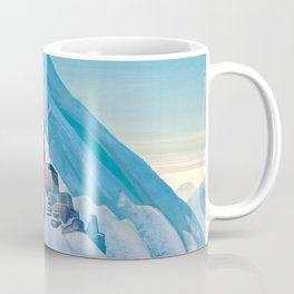 Tibet Himalayas - Digital Remastered Edition Coffee Mug