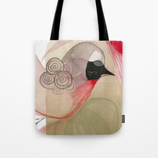 Shapeshifting Tote Bag