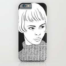 Chic Lady iPhone 6s Slim Case