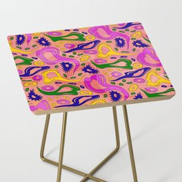 Oh My Hearts and Stars! Side Table