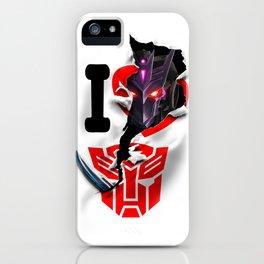 Tarn Takes Cybertron iPhone Case