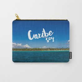 Caribe Soy Carry-All Pouch