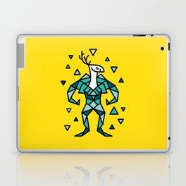 Deer Warrior Laptop & iPad Skin