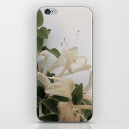 white series (4) iPhone Skin