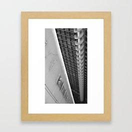 Sau Paulo Stair Framed Art Print
