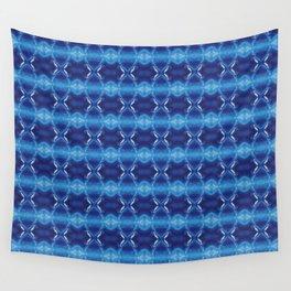 Mediteranean Morning Fractal Wall Tapestry