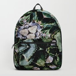 Succulents On Show No 2 Backpack