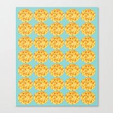 Tri Dots Canvas Print