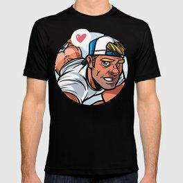 Captain Selfie T-shirt