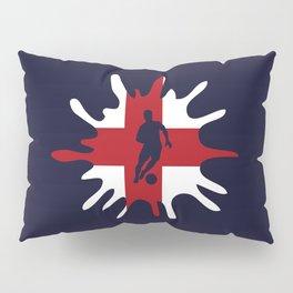 The Flag of England I Pillow Sham