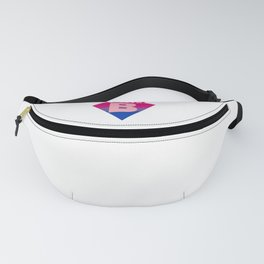 Team B Bisexual Symbol - Bi Sexual Flag Sign Gift Design Fanny Pack