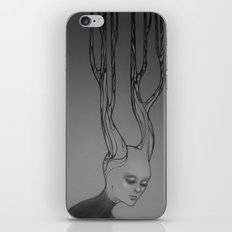 Stream of Thought iPhone & iPod Skin