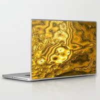 saturn Laptop & iPad Skins featuring Saturn by Brian Raggatt