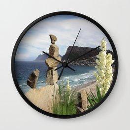 Balance - View of Simons Town Wall Clock