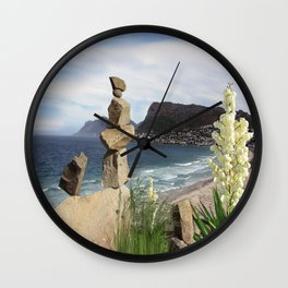 Balance - View of Simons Town Wall Clock