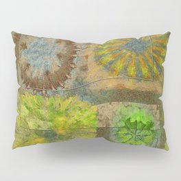 Twinged K-Naked Flower  ID:16165-123043-49351 Pillow Sham