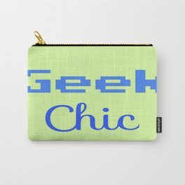 Geek Chic Carry-All Pouch