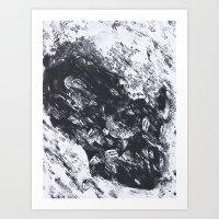 x_103 Art Print