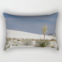 White Sands Impression Rectangular Pillow