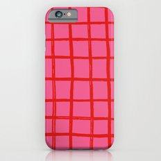Warm Grid iPhone 6s Slim Case