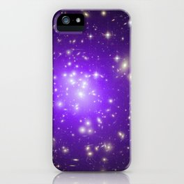 1855. Abell 1689: A Galaxy Cluster Makes Its Mark iPhone Case