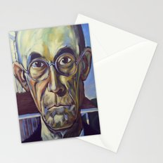 American Gothic Dad Stationery Cards