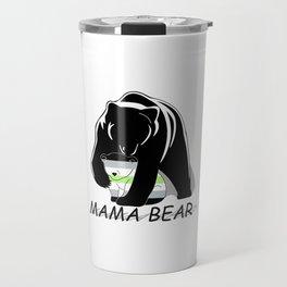 Mama Bear Agender Travel Mug