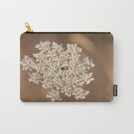 Summer Snowflake Carry-All Pouch