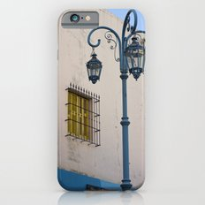 Street lights of La Boca I iPhone 6s Slim Case