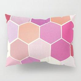 Shades of Pink Pillow Sham