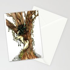 Elemental series - Earth Stationery Cards