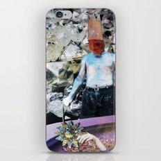 The Diamond Land iPhone & iPod Skin