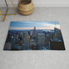 New York City Dusk Rug