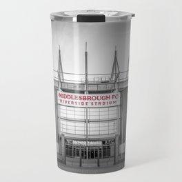 Riverside Stadium Travel Mug