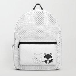 Twins Fox Backpack