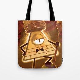 King Bill Tote Bag