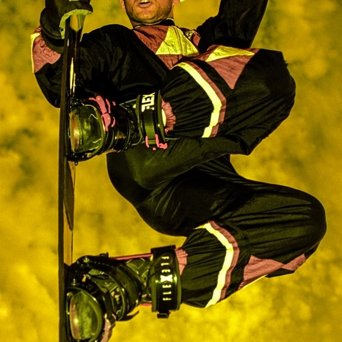 Snowboarding #1  Leggings