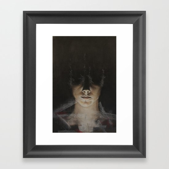Finito  Framed Art Print