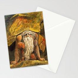 Vintage William Blake illustration Stationery Cards